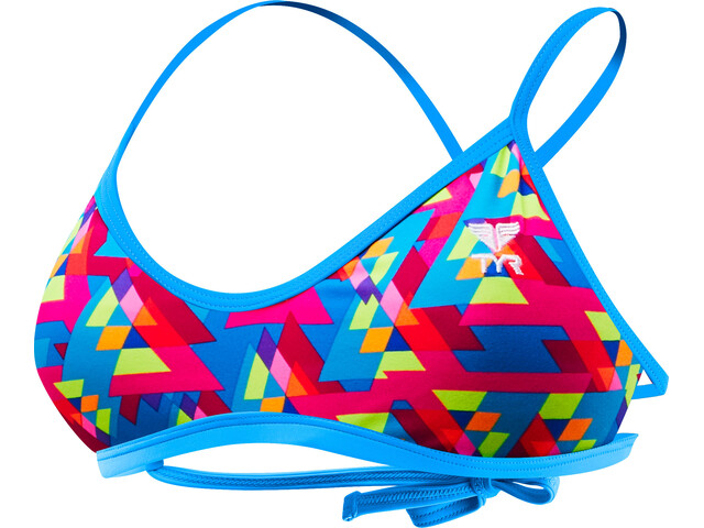 TYR Le Reve Mojave Bañadores Mujer, pink/turquoise